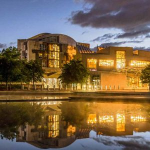 Scottish Parlaiment Phoptography | Allan Wright Photographer Zenwalls Gallery Peebles